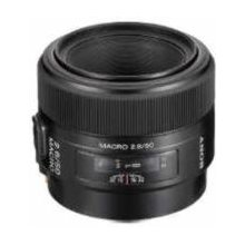 Sony SAL-50M28, Black, 60 x 71.5 x 71.5
