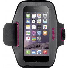 BELKIN Sport-Fit Armband gr/pink iPhone 6/6s...