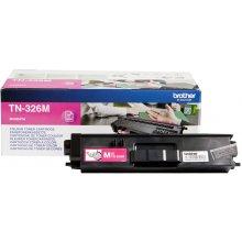 Tooner BROTHER Toner TN326M magenta | 3500...