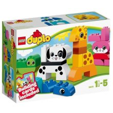 LEGO ® DUPLO® 10573 Lustige Tiere
