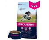 Eukanuba Adult Medium Breeds Chicken 15kg