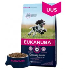Eukanuba Puppy Chicken Medium Breed...