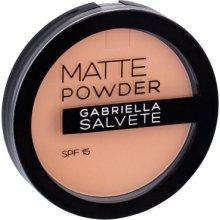 Gabriella Salvete Matte Powder 04 8g - SPF15...