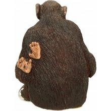 Schleich Szympansica z młodym