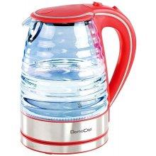 DOMOCLIP DOD128R Standard kettle, Glass...