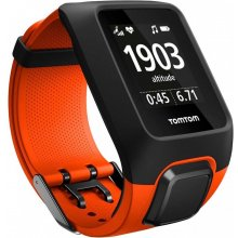 Tomtom GPS WATCH ADVENTURER CARD+MUS/oranž...
