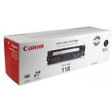 Тонер Canon 718 Black Toner Cartridge dual...
