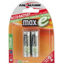 Ansmann 1x2 maxE NiMH rech.bat. 2500 Mignon...