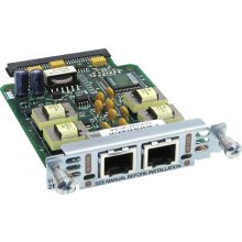 CISCO 2-port E&M voice/fax, E&M, H.323...