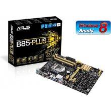 Emaplaat Asus B85-PLUS, DDR3-SDRAM, DIMM...
