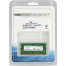 Mälu Crucial 2GB DDR3 1333 MT/s CL9...