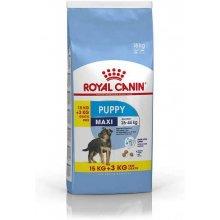 Royal Canin Maxi Puppy (Junior) - 15kg + 3kg...