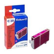 Тонер Pelikan Tinte magenta (Canon BCI-6M)