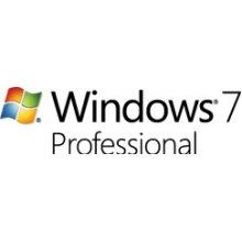 Microsoft Windows 7 Professional, Rental...