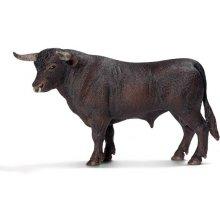 Schleich Farm Life чёрный Bull