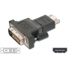 ACC HDMI female to DVI-D male adapter: DVI-D...