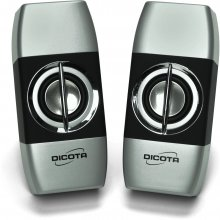 Dicota Походные USB-колонки