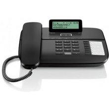 SIEMENS Gigaset PHONE DA710 чёрный