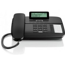 SIEMENS Gigaset PHONE DA710 Black