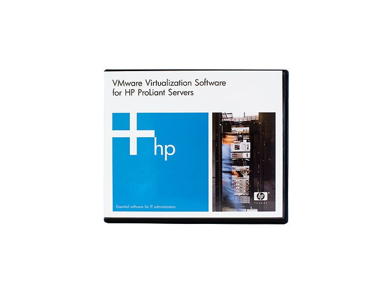 HP VMware vSphere Essentials 3yr E-LTU