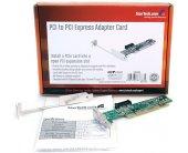StarTech.com PCI1PEX1, PCI, 1x PCIe FM, CE...