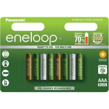 Panasonic Batteries Panasonic eneloop aku...