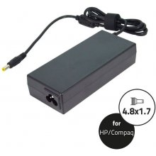 Qoltec Laptop AC power adapter HP Compaq 90W...