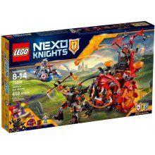 LEGO Nexo Knights Pojazd Zła Jestro