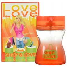 Morgan Love Love Shop & Love, EDT 100ml...