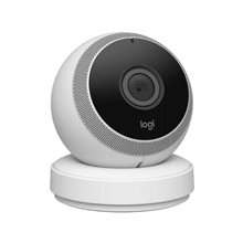 LOGITECH Circle valge Home WiFi Security...