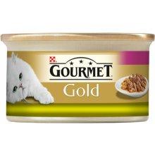 Gourmet Gold kassikonserv, küülik/maks duo...