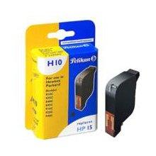 Тонер Pelikan Tinte чёрный (HP15)