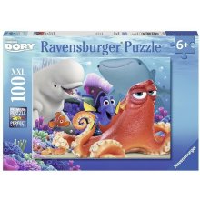 RAVENSBURGER 100 XXL ELEMENTS Where is Dory