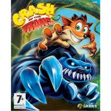 Mäng GAME PSP Crash of the Titans