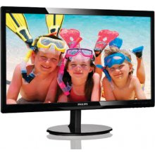 Monitor Philips 246V5LHAB, 1920 x 1080, LED...