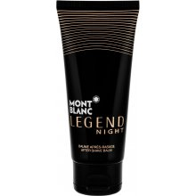 Mont Blanc Legend Night After Shave Balm...