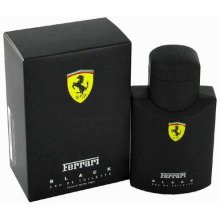 FERRARI Scuderia Ferrari Black, EDT 125ml...
