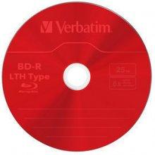 Toorikud Verbatim 1x5 BD-R Blu-Ray 25GB 6x...