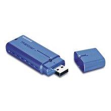 Сетевая карта TRENDNET WL-USB 300Mbps...