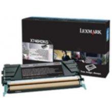Тонер Lexmark X746H3KG, Laser, Lexmark X 746...