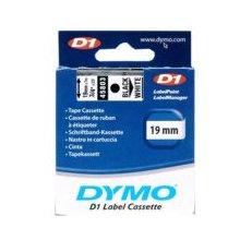 Tooner Dymo D1-Schriftband 19mmx7m must auf...