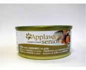 Applaws CAT SENIOR JELLY K.TUNA&SARDINE 70G...