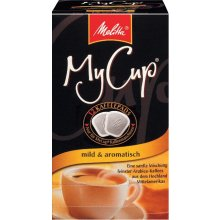 Капсулы MELITTA My Cup pods mild & aromatic