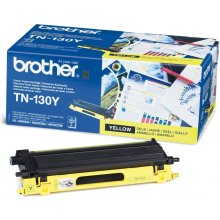 Тонер BROTHER Toner TN130Y жёлтый | 1500 pgs...