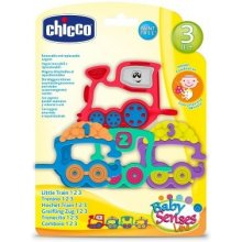 CHICCO Rattle train