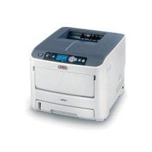 Принтер Oki C610n Laserdrucker Farbe