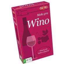 TACTIC Gra Mała gra - Wino