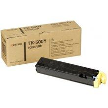 Тонер Kyocera TK-500Y, Laser, Kyocera...