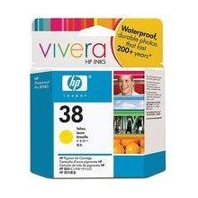 Tooner HP INC. tint HP 38 kollane Vivera |...