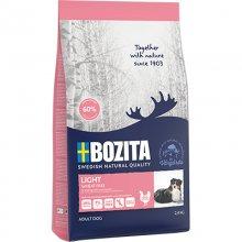 Bozita Light Wheat Free 10kg (nisuvaba)